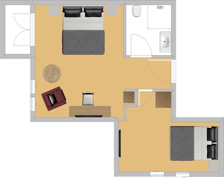 Zlatibor, smestaj, letnji odmor, spavanje, pansion, spa, soba, apartman, akcija, nova godina, hotel mir 18